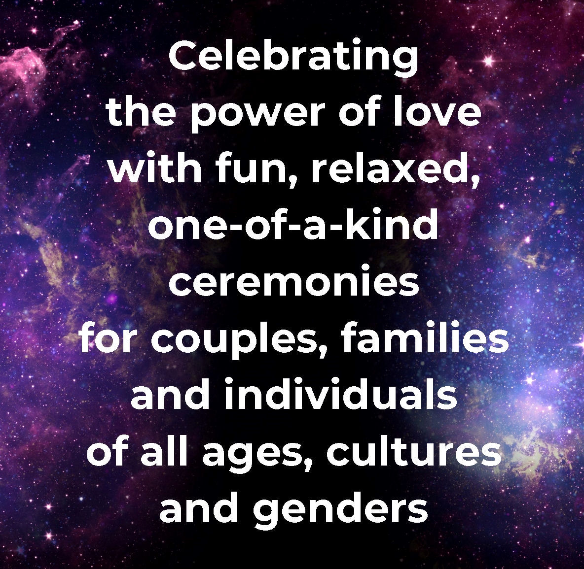 Celebrating the power of love